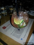 Mocktail at Fenix