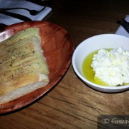 Bread with Ricotta & Olive Oil