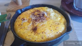 Scrambled Eggs at Zaatar