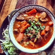 Vietnamese Beef Curry