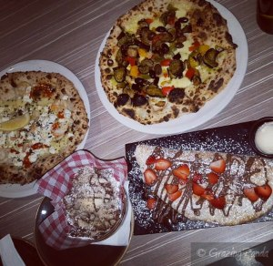 Zero 95 Pizza