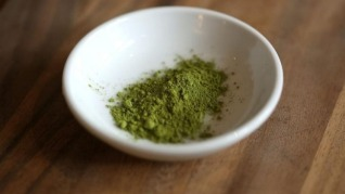 Ground Whole-Leaf Matcha Tea