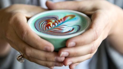 Rainbow Coffee